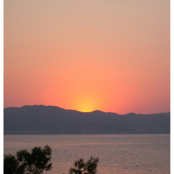 Sunset Marmaris