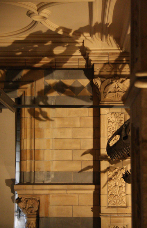 Run !!! - National History Museum - Londen