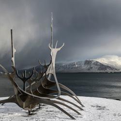 Vikingschip Reykjavik