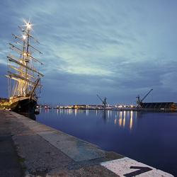 Tallship St Malo Haven