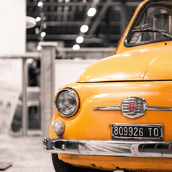 Fiat 500 - Oldtimer