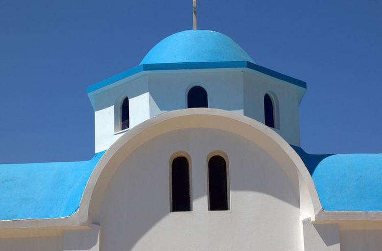 Kos - Kerkje op Kos, Griekenland