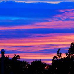 Sunset 22-05-2020