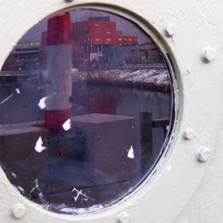 Noordhollands Kanaal in de spiegel