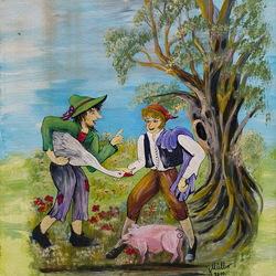 sprookjes schilderingen 3.