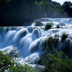 Krka waterval