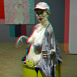 Circus Europa Kunsthal Rotterdam 3D