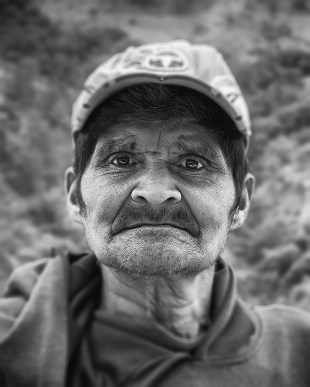 Man in Guatemala  -