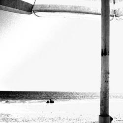 Stilte aan de zee