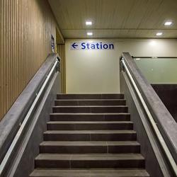 Fietsenstalling stationsplein 9