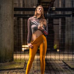 Urban fit girl