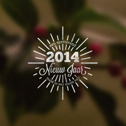 Een goed 2014 !!!