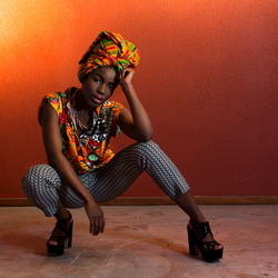 Africa glamour