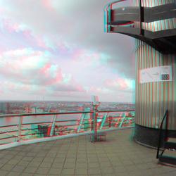 Euromast Rotterdam 3D