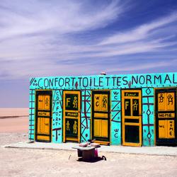 """""""Normale"""" toiletten"""