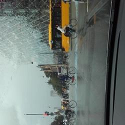 regen in Kopenhagen