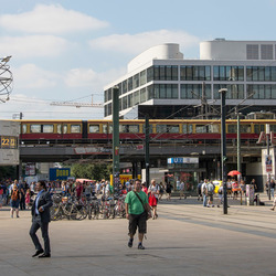 Berlijn - Alexanderplatz