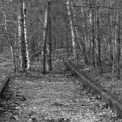 Vergeten rails