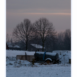 Winter in Roosendaal