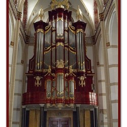 orgel Sint-Maartenskerk te Zaltbommel