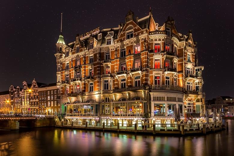 Hotel l'Europe in Amsterdam