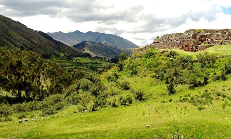 Sacsayhuaman / Peru