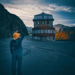 Abandoned Belvédère