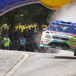 WRC rally 2010 Hermeskeil