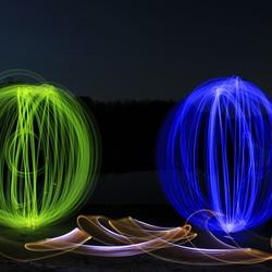 Magie van licht