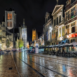 Gent @Night