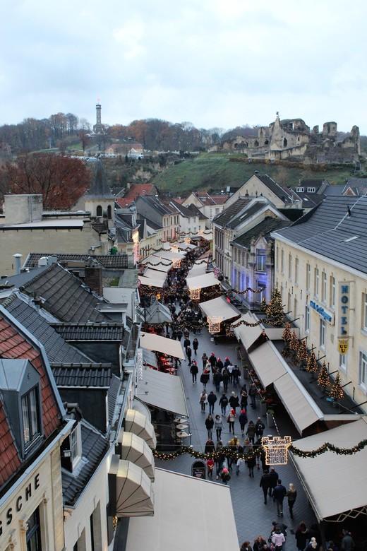 Kerststad Valkenburg 2017