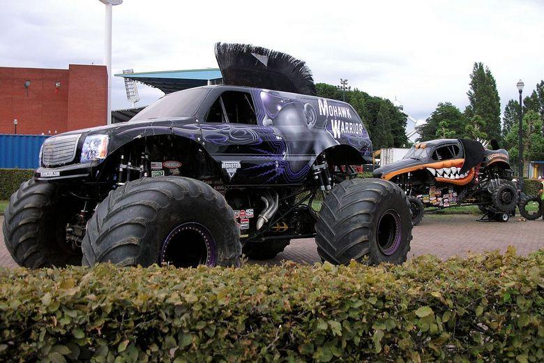 Monster Jam Brussels