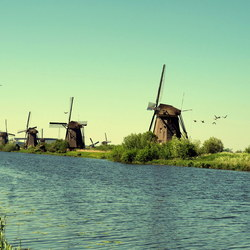 Molens Kinderdijk (2)