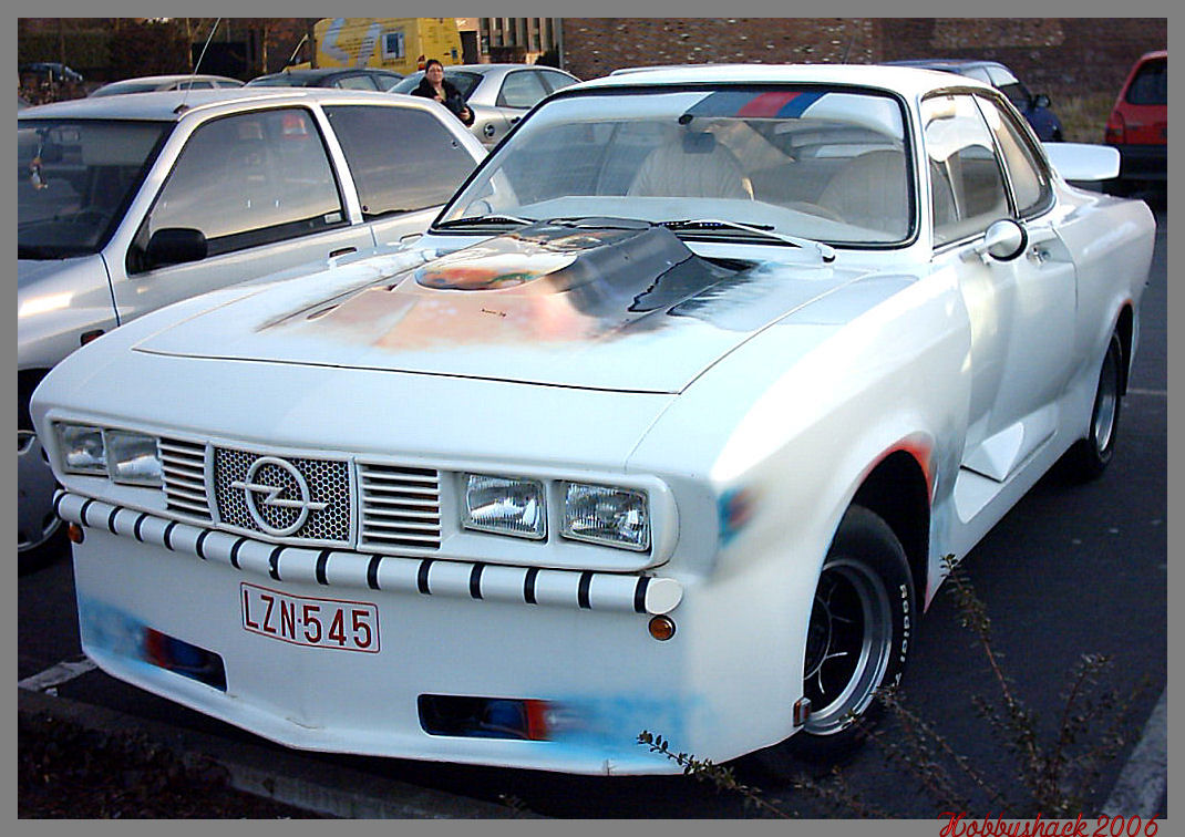 1982 Opel Manta GT CC related infomation,specifications - WeiLi Automotive Network