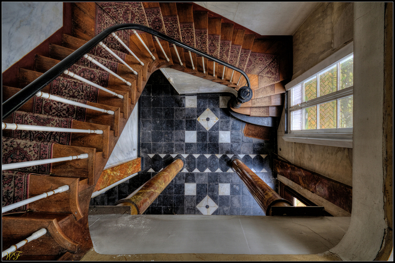 Downstairs