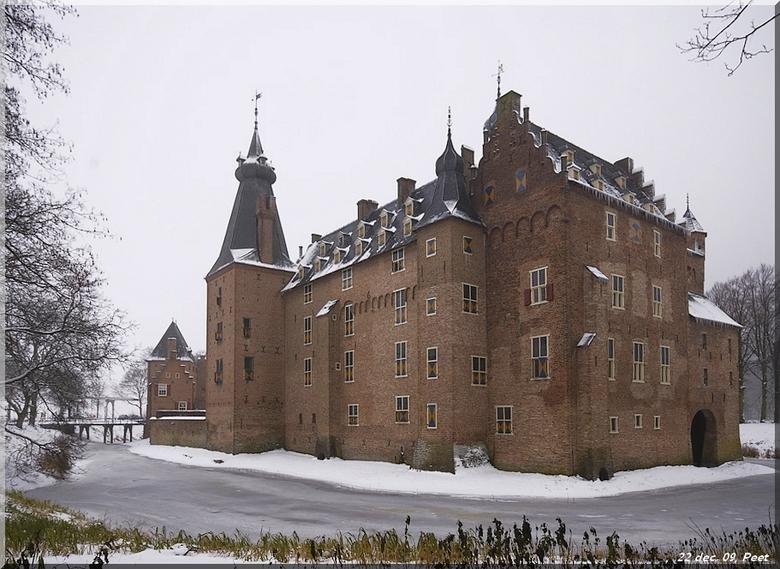 Kasteel Doorwerth - Vanmorgen even naar dit kasteel geweest, weer eens wat anders.