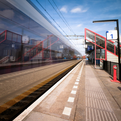 Station Nieuwerkerk aan den IJssel