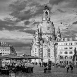 Dresden black & white