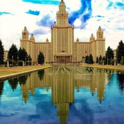 universiteit Moscow