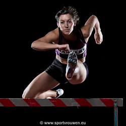 Project sportvrouwen : horde