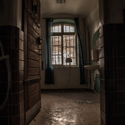 Zuhause im Gefängnis