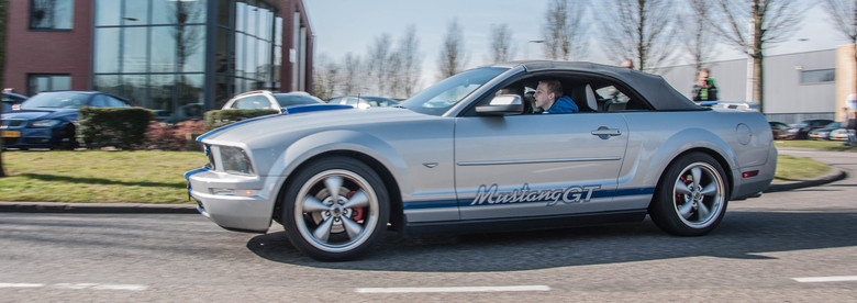 Ford Mustang GT -