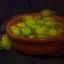 beetje abstracte druiven