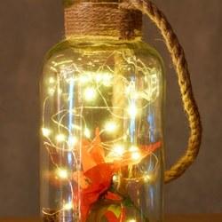 Light in a jar