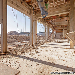 Verlaten betonfabriek - I
