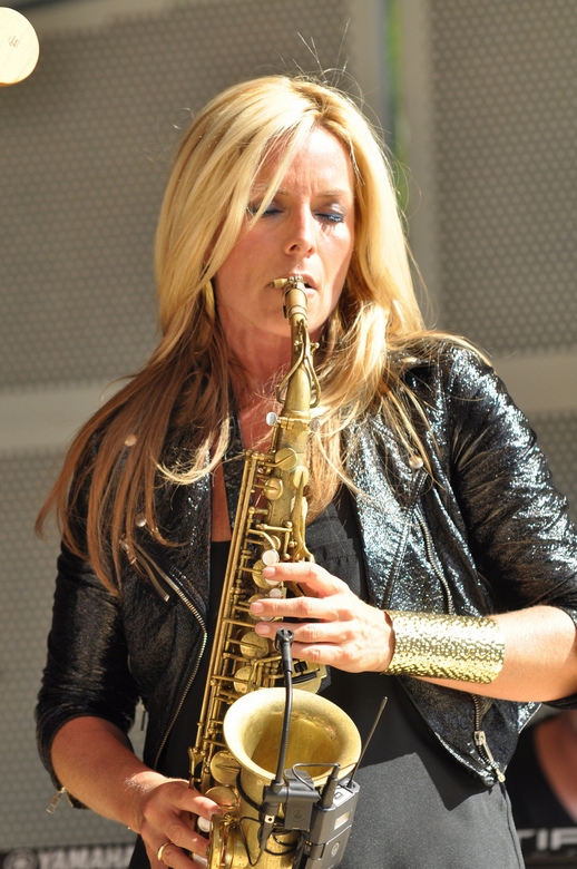 Candy Dulfer | Concertfotografie foto van Sem58 | Zoom nl