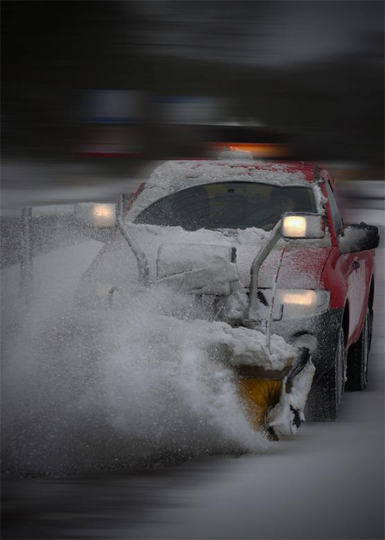 sneeuwruimer -