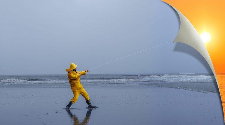 Na regen komt zonneschijn - Soms heeft het leven een tegenslag te verwerken. En moet je zelf hard werken om er weer bovenop te komen. Soms is het dan