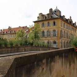 Rue du Pont Saint-Marcel à Metz