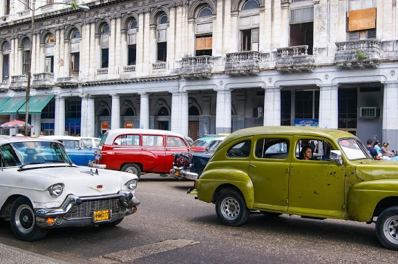 Old timers Cuba